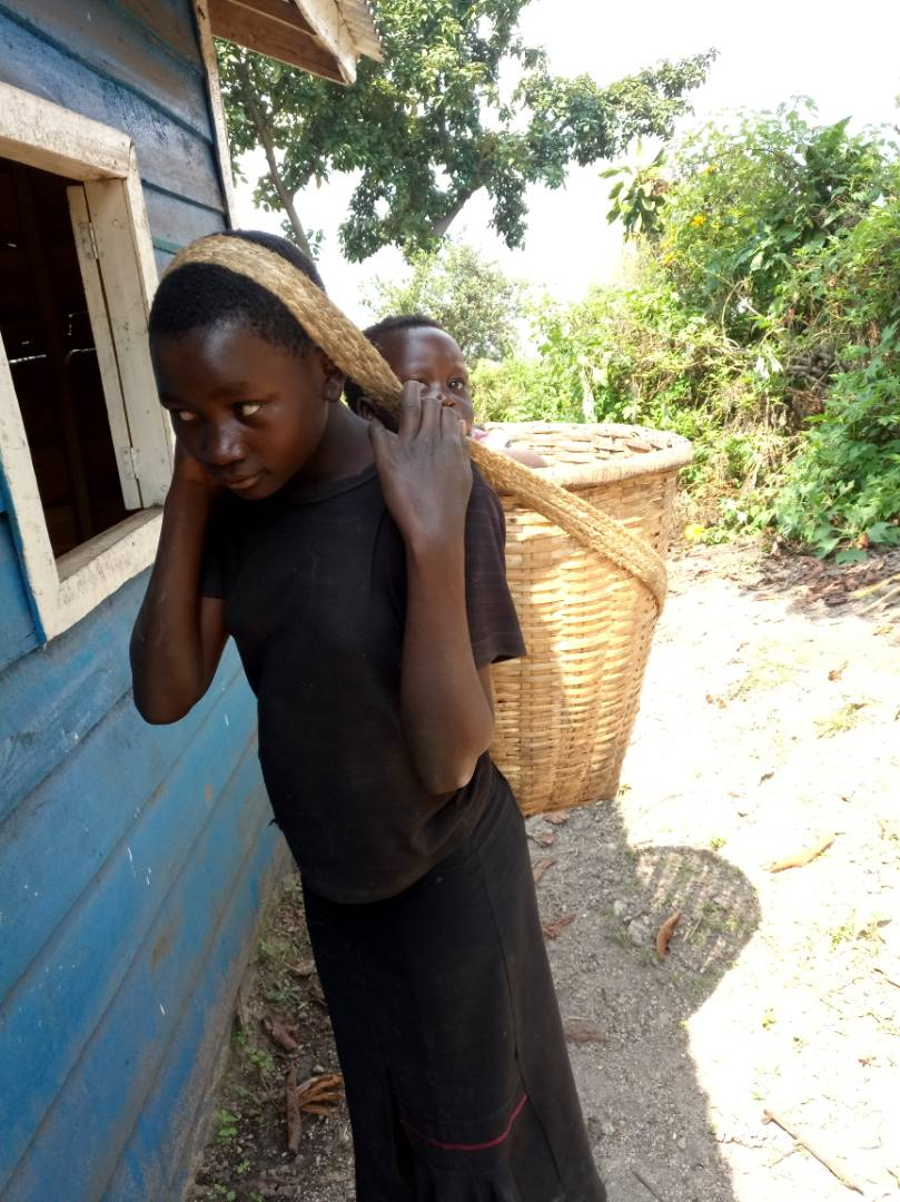 Congolese coffee farming women like Neema are struggling for equity